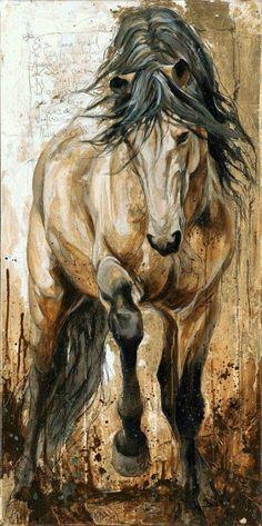 very nice horse