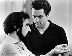 Behind the scenes on Raging Bull (1980) with Martin Scorsese and Robert De Niro.
