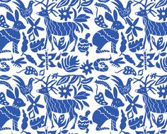 textile pattern of the week // OTOMI