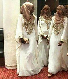 Hijab Styles for Bridesmaids Dresses 2017 2018 - Reny styles Muslim Wedding Gown, Hijab Wedding Dresses, Event Dresses, Bridal Outfits, Hijabi Wedding, Hijab Dress, Pakistani Dresses, Nice Dresses, Muslim Fashion