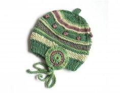 Eco Baby Hat, High-End 50%Silk 50%W..