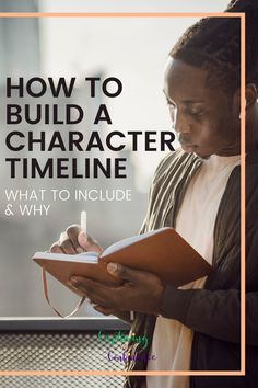 Do your characters fall flat? Lack purpose? Or just feel...blah? You need a character timeline! Character timelines help create an understanding of exactly who your characters are and what makes them important. Plus, they help you stay organized. Wondering how to create one for yourself? Read more... Writing A Book Outline, Writing A Book Review, Book Writing Tips, Character Development Writing, Personal Development, Fiction And Nonfiction, Fiction Writing, Authors, Writers