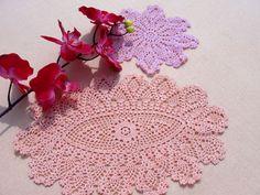Easy Table crochet Runner pattern  | lace doily | crochet doilies| Cotton Doilies | linen doily