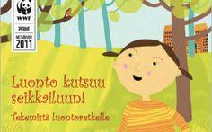 Luonto kutsuu seikkailuun – Tekemistä luontoretkelle Environmental Studies, Science, Closer To Nature, Early Childhood Education, Nature Crafts, Work Inspiration, Land Art, Little People, Kindergarten