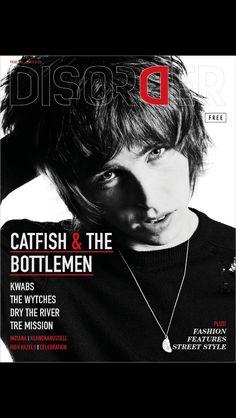 Van McCann of Catfish and The Bottlemen. Why is he so  beautiful?