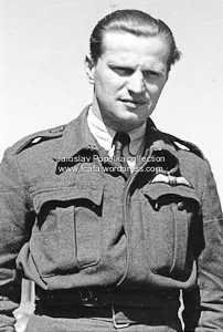 .BROŽ Antonín, W/O, 311 Sqn., Co-Pilot, 31 * 29/10/13, Hradec Králové, Czechoslovakia  † 05/10/45, Blackbushe, UK