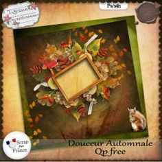 Douceur Automnale Qp free by Tigroune {Exclu SFF}