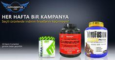 Haftalık Kampanyalarımız Devam Ediyor! 14 Kasım Cumartesi gününe kadar geçerli olan seçili ürünlerdeki indirim fırsatlarını kaçırmayın! Ürünlere ulaşabilmek için resme tıklayın. #supplementler #supplementlercom #supplement #fitness #beslenme #spor #antrenman #bodybuilding #workout #fitnessmotivation #egzersiz #protein #proteintozu #aminoasit #performans #lcarnitines #carnitine #kilo #gainer #hacim #diyet #kampanya