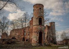 Pałac w Jakubowie - Lista Opuszczonych Miejsc - Foto: Wioletta Kozłowska