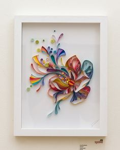 yulia brodskaya - Google Search Quilling Ideas, Quilling Designs, Paper Quilling, Yulia Brodskaya, Goose Feathers, Paper Folding, Artsy Fartsy, Paper Cutting, Mosaic