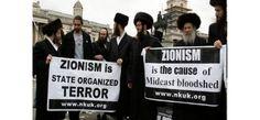 C'est devenu quoi ce sionisme ? Pas un jour ne passe sans déclarations de dirigeants israéliens qui relèvent du racisme et du nazisme, chaque jour s'affich