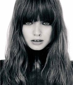 Abbey Lee. The Dark&The Beautiful.