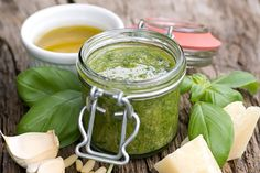 This mouthwatering pesto features a prized superfood!