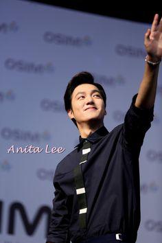 Lee Min Ho - Osim Event in Taiwan 140911