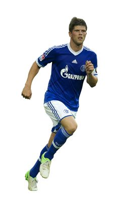 Klaas-Jan Huntelaar of Schalke 04