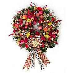 Estate Barn Wreath