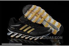 http://www.getadidas.com/adidas-men-springblade-black-white-gold-running-shoes-top-deals.html ADIDAS MEN SPRINGBLADE BLACK WHITE GOLD RUNNING SHOES SUPER DEALS 2DN2JM Only $73.00 , Free Shipping!