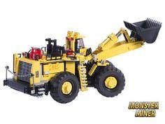 Lego Komatsu WA1200