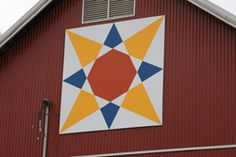 Shawano Country Chamber of Commerce > Barn Quilts -  Southern Star