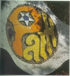 Gaudí Parc Guell, Antoni Gaudi, Symbols, Art, Art Background, Gaudi, Kunst, Performing Arts, Glyphs