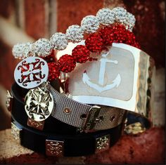 I want I want!! Sail Away – Rustic Cuff