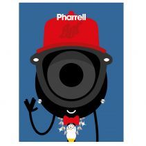 150/15, an exhibition of 150 portraits by Darcel Disappoints
