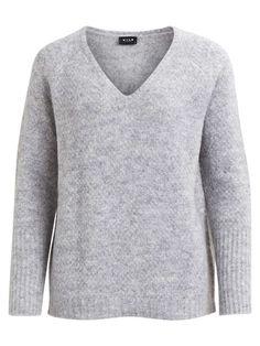 c34b92a18fc15e VILA Damen Pullover Artikel Nr. 14037055