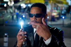 Will Smith (actor as Agent J in Men in Black, Men in Black 2, and Men in Black 3)