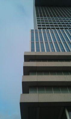 De Rotterdam in Rotterdam. Vertical City - Rem Koolhaas
