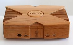 We don't know what games you can play on this gorgeous, handcrafted Xbox, but we want one anyway.