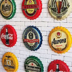 Buy Retro Metal Beer Sign for Pub Decor at barfuns.com! Free shipping to 185 countries. 45 days money back guarantee.