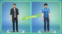 Creating Smosh on the Sims - Sims 4 Create a Sim Smosh, House Building, Sims 4, Something To Do, Geek Stuff, Create, Building Homes, Geek Things