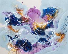 2D Paintings — Noelle K. Miller