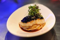 Roasted Chilean Sea Bass