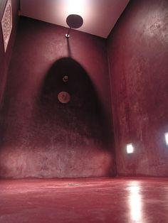 La beauté du tadelakt : Oriental Bathroom