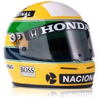Ayrton Senna Helmet 1991. Uno de mis héroes, el mejor de la historia