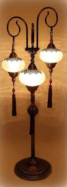 caramel lamp