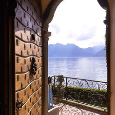 Italy - Lake Como. AKA: Naboo in Star Wars Episode II