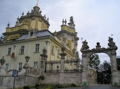 Lviv - St. George's Cathedral