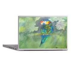 parrot laptop skin  to jazz up your online experience$22.99