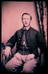 John M. Roberts, 31st Indiana fought at and survived Franklin.