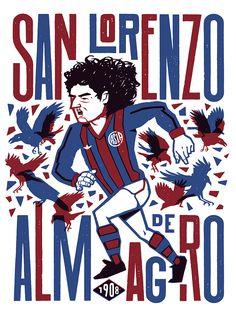 """""""San Lorenzo de Almagro"""" by Lawerta"""