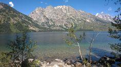 Grand Teton Nationalpark - Jenny Lake
