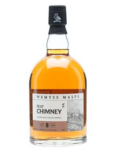 whiskygospel.com Whisky Review - Wemyss Malts Peat Chimney 8 year old