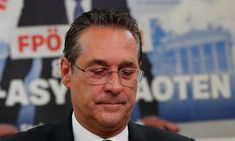 Austrian chancellor calls for new election after far-Right vice chancellor Heinz-Christian Strache forced to resign over Russian oligarch claims Ibiza, Freedom Party, European Elections, Victor Vasarely, Hidden Camera, Russia