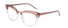 Affordable Fashion Glasses Cat Eye Eyeglasses Women Pure Rose Tilt