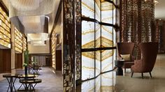 Find out the best luxury hotel lobby lighting design selection for your next interior design project. Discover more atluxxu.net