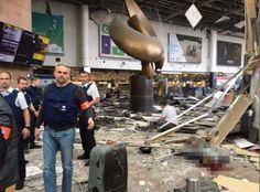 Brussels Terrorist Attacks (LIVE/Video) #SouthFloridaReporter...