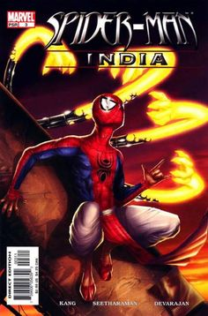 Spider-Man: India #1 - Spider-Man: India (Issue)