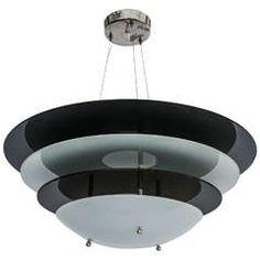 Gino Sarfatti for Arteluce Ceiling Light